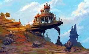 CastleRock by winwinja