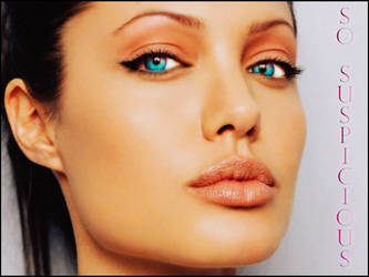 Angelina Jolie 'Make-over' by Ryadooo