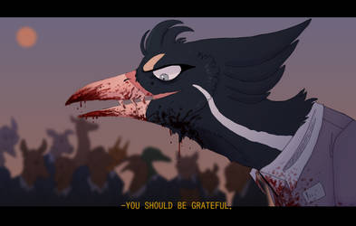 Dear by Bird-Blood