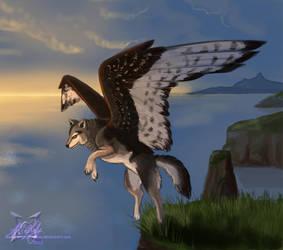 Leap across by ParanoidNebula