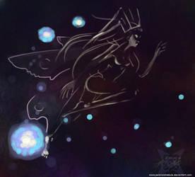 Fairy Queen by ParanoidNebula