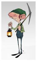 Ratboy by GuillermoRamirez