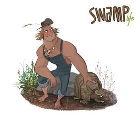 SWAMP life - Tucker by GuillermoRamirez