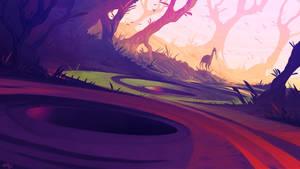 Planet Lumina by ShahabAlizadeh