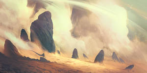 Storm Peaks by ShahabAlizadeh