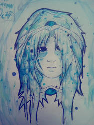 Water guardian by Art-Is-My-Waifu