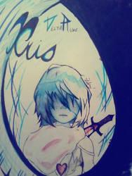 DELTARUNE - Kris WIP by Art-Is-My-Waifu