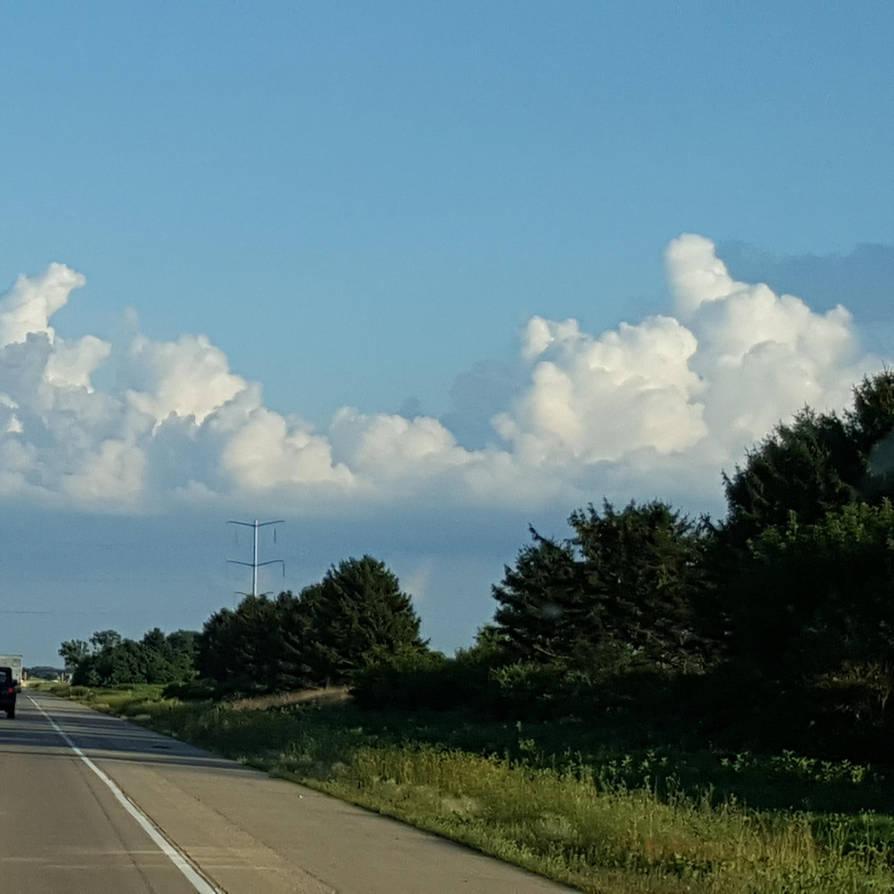 Wisconsin Freeway View by WisTex