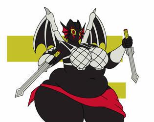 Bigger Batling by Mizz-Britt