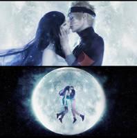 Naruto Hinata the last cosplay by Milena104