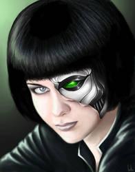 Cyborg by ErithEl