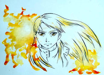 Hawkeye by ErithEl