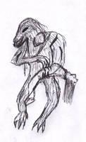 Werewolf by will2bill