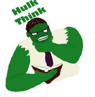 Hulk Thing by will2bill