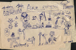 A night at the Bar by will2bill