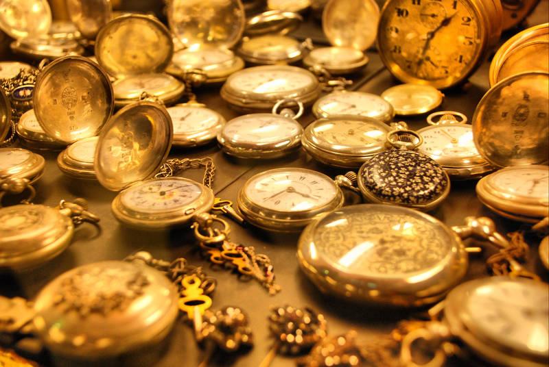 Clocks by sekeroglu