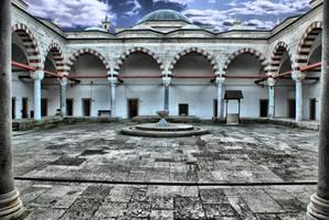 Selimiye mosque by sekeroglu