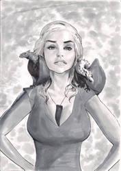 Khaleesi by ExecutiveOrder9066