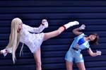 Lili and Asuka 2 by xPumpkinPrincessx