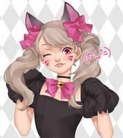 Kitty D.Va by E-nosst