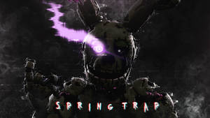 [SFM FNAF] SPRINGTRAP WALLPAPER (4K) by SkyProductions12