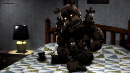 [SFM FNAF] The Bored Dad by SkyProductions12