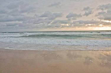 beach by Ilford75-stock