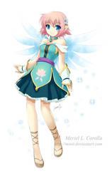 Meriel L. Corolla by minit