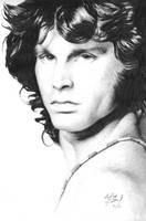 Jim Morrison by Dead-Beat-Nick