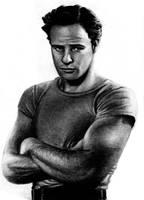 Marlon Brando 2 by Dead-Beat-Nick