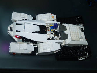Lego Thundertank Thundercats by franchii-manchii