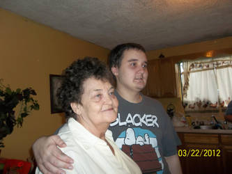 Me and Grandma by SonicAndTailsfan64