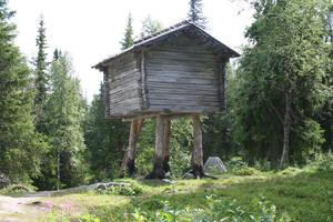 baba jaga's lodge III by two-ladies-stocks