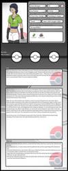 Quinn Trainer Bio by Psychotic-Pink