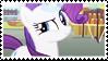 Rarity stamp by SweetLeafx