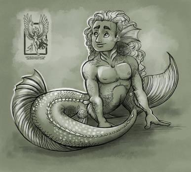 Sam Doodle by OnTheMountainTop
