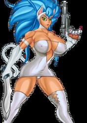 Agent Felicia by DieHard300