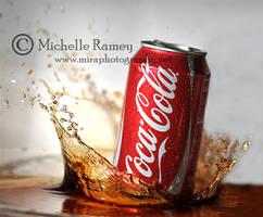 Coca Cola by MichelleRamey