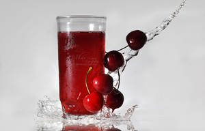 Cherry Juice III by MichelleRamey