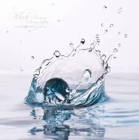Splash: Chaos III by MichelleRamey