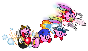 Every Kirby Ever #15 by Colonel-Majora-777