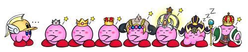 Every Kirby Ever #26 by Colonel-Majora-777