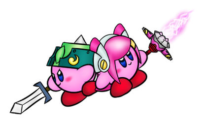 Every Kirby Ever #28 by Colonel-Majora-777
