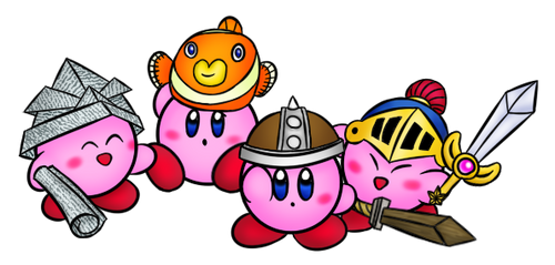 Every Kirby Ever #29 by Colonel-Majora-777