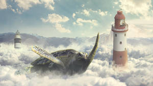 Flying Dreams | Manipulation Design by mo7amedziada