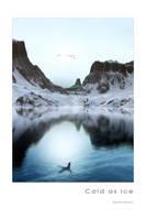 Cold as Ice_Print by sanosoke