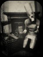 The Body Shall Burn by negateven