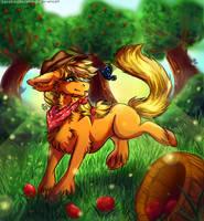 Applejack by SerenityScratch