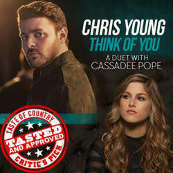 Chris Young And Cassadee Pope by lne29