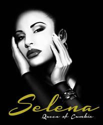 Selena Quintanilla  by lne29